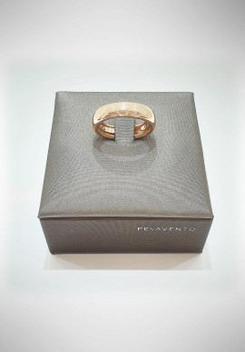 Pesavento silver ring Elegance collection WELGA001.M