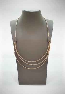 Pesavento silver necklace Polvere di sogni collection WDNAG553
