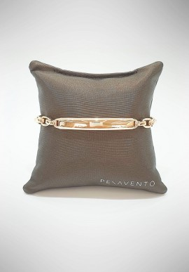 Pesavento silver bracelet Eternity collection WPLVB1468