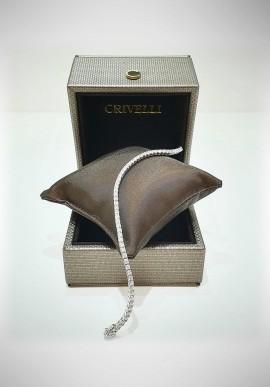 Crivelli white gold Tennis bracelet with diamonds CRV2109