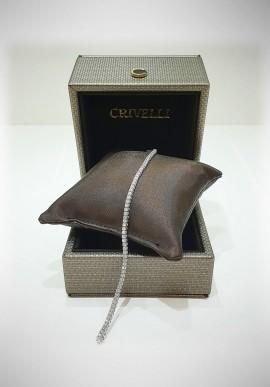 Crivelli white gold Tennis bracelet with diamonds CRV2110