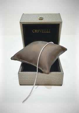 Crivelli white gold Tennis bracelet with diamonds CRV2111