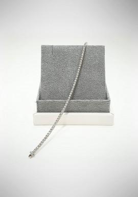 Lunatica white gold Tennis bracelet with diamonds LNT19