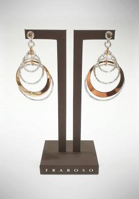 Fraboso 925 silver earrings FBS01