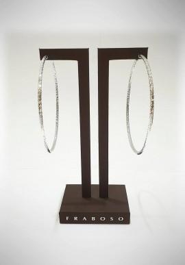 Fraboso 925 silver earrings FBS12