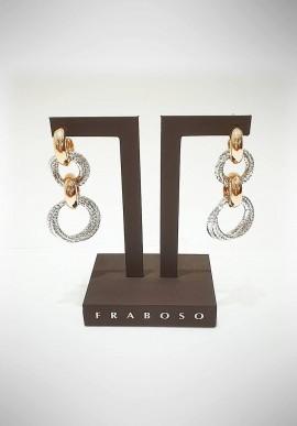 Fraboso 925 silver earrings FBS13