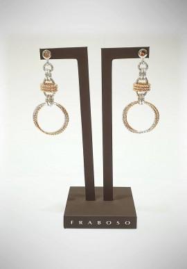 Fraboso 925 silver earrings FBS14