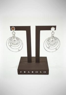 Fraboso 925 silver earrings FBS15
