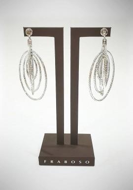Fraboso 925 silver earrings FBS16