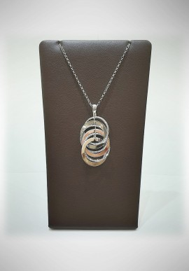 Fraboso 925 silver necklace FBS18