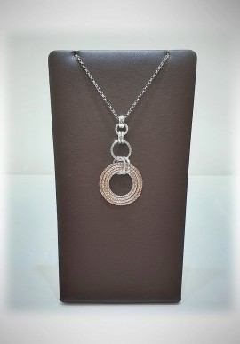 Fraboso 925 silver necklace FBS22