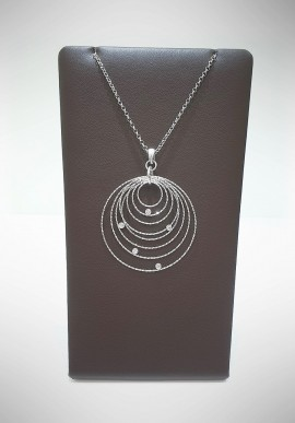 Fraboso 925 silver necklace FBS25