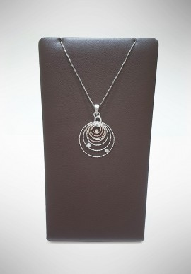 Fraboso 925 silver necklace FBS26