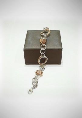 Fraboso 925 silver bracelet FBS28