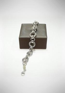 Fraboso 925 silver bracelet FBS33