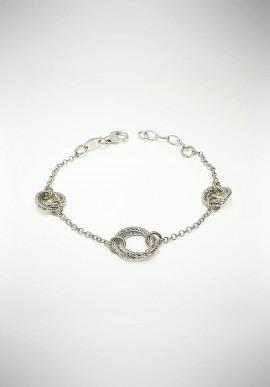 Fraboso 925 silver bracelet FBS37