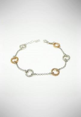 Fraboso 925 silver bracelet FBS39