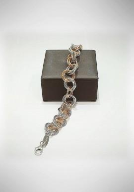 Fraboso 925 silver bracelet FBS41