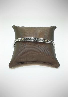 Rossoamante steel bracelet RSAM07