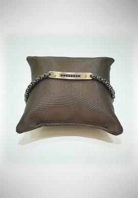 Rossoamante steel bracelet RSAM08