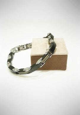 Rossoamante steel bracelet RSAM09