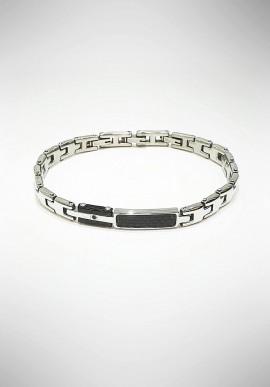 Rossoamante steel bracelet RSAM10