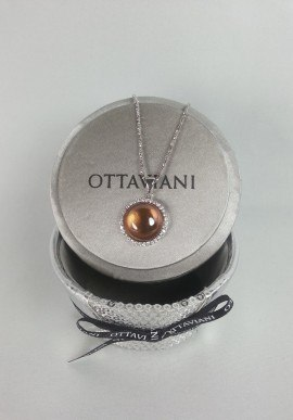 """Ottaviani necklace """"Sun"""""""