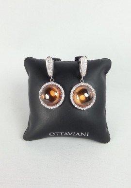 """Ottaviani earrings """"Sun"""""""