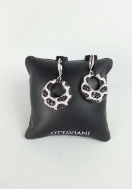 "Ottaviani earrings ""Animalier"""