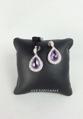 Ottaviani earrings mod. 49686