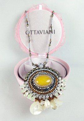 Ottaviani Bijoux necklace mod. 48410