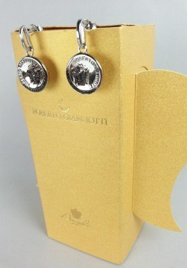 Roberto Giannotti earrings mod. GIA113N