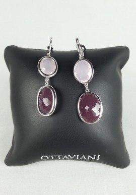 Ottaviani earrings mod. 49265