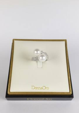 DonnaOro ring with diamonds DPAF0823.022