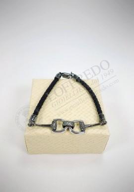 Fifth Avenue Man Bracelet mod. FU72BRNR