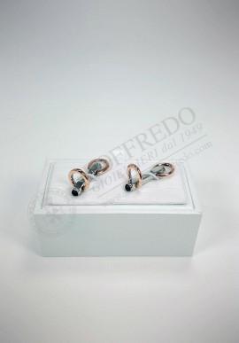 Gemelli in argento Fani mod. GI097