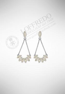 Lolaandgrace Leaf Chandeliers Earrings 5251744