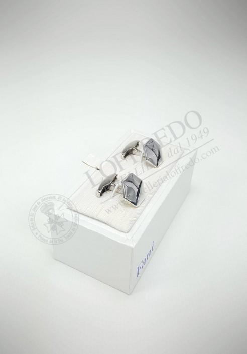 Fani Silver cufflinks G1063