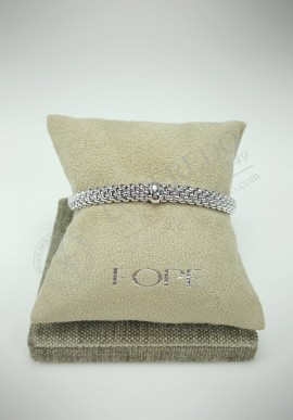 "Fope ""FLEX'IT VENDOME"" white gold bracelet 06674113"