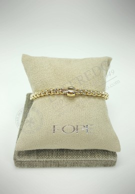 "Fope ""FLEX'IT OLLY"" gold bracelet 06680886"