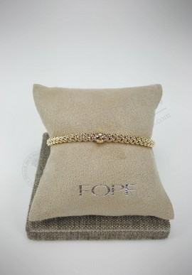 "Fope ""SOLO FLEX'IT"" gold bracelet 06674212"