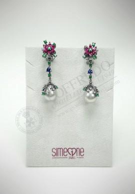 BySimon silver earrings 11014966