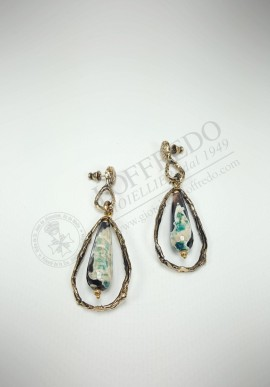"Alcozer ""Unique"" earrings ACZ1666"
