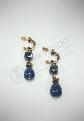 "Alcozer ""Unique"" earrings ACZ1667"