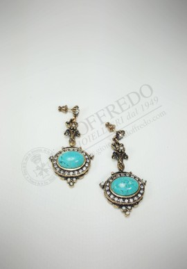 "Alcozer ""Classic"" earrings ACZ1668"