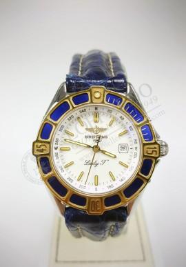 "Breitling ""Lady J"" Watch D5206516A146"