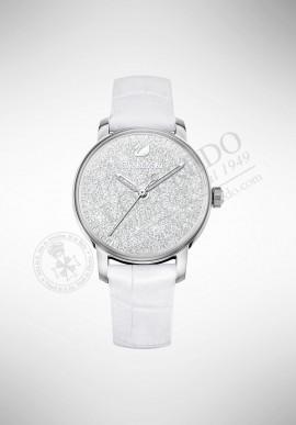 Swarovski Crystalline Hours Watch, White 5295383