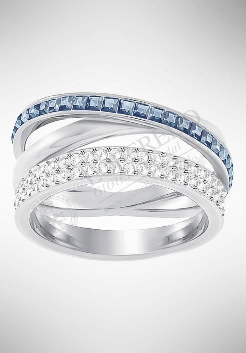 Swarovski Hero Ring, Teal 5372865