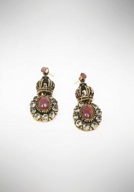 Alcozer Classic Earrings OP3849C