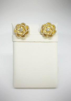 Byblos Silver Earrings BYB10
